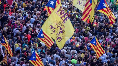 El independentismo toma las calles para copar el aniversario y 'expulsar al enemigo'
