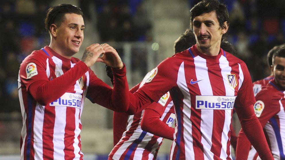 El Atlético de Madrid supera el trámite sin competir y ya está en semifinales