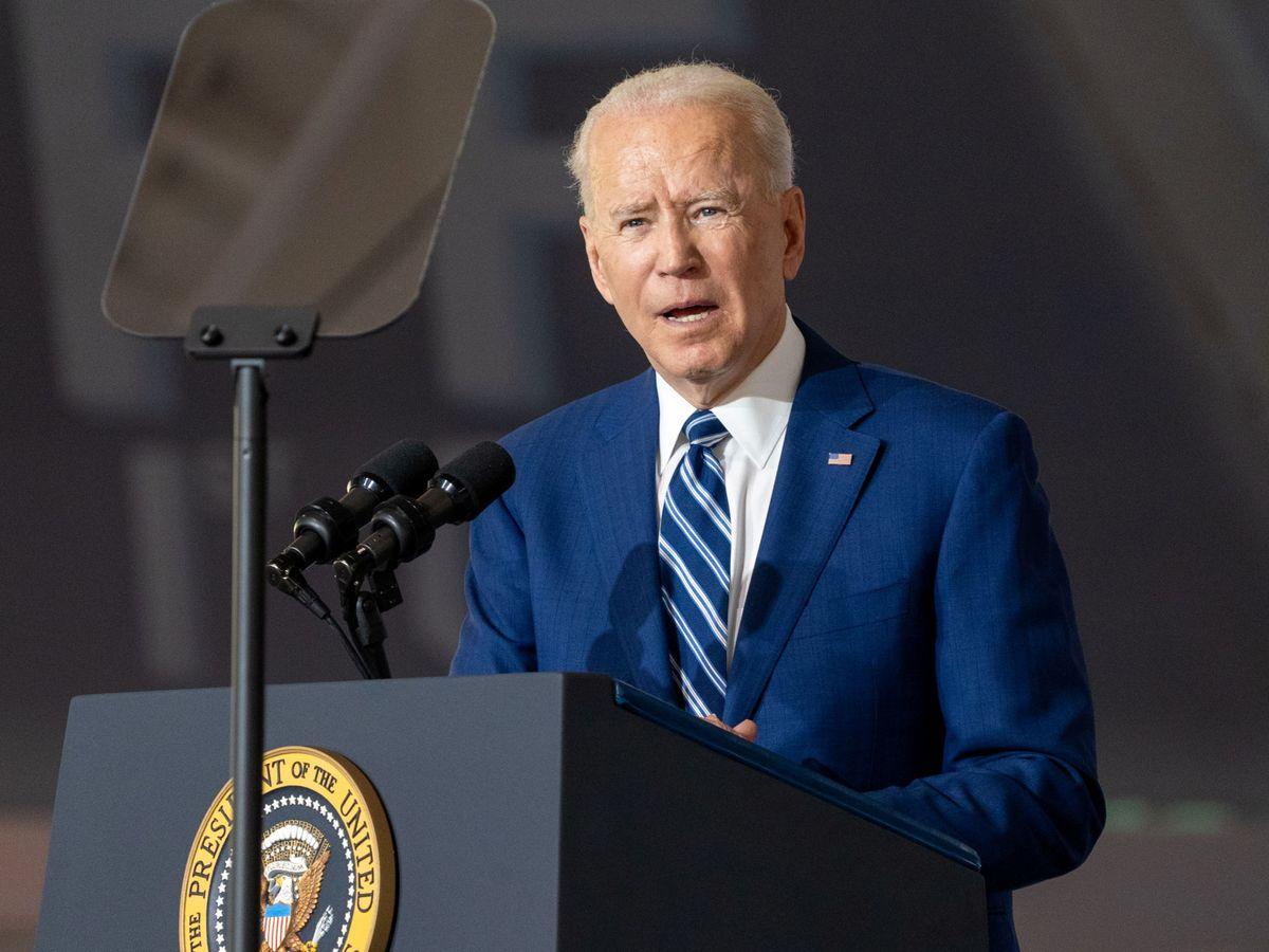 Foto: El presidente de Estados Unidos, Joe Biden. (EFE)