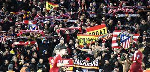 Post de Un estudio concluye que el Liverpool-Atleti causó 41 muertes por coronavirus