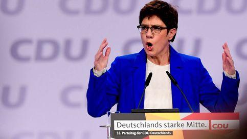 La UE se juega su plan de futuro en la nueva sucesión de Merkel, tras la dimisión de AKK
