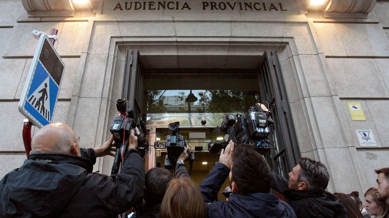 La Audiencia Provincial de Guadalajara. (EFE)