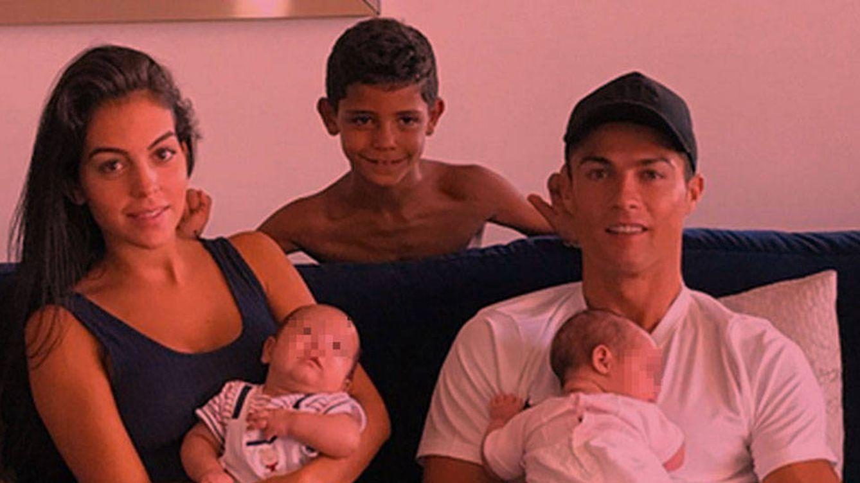 Bebés del 2017: del triplete de Cristiano a los mellizos sorpresa de Enrique Iglesias
