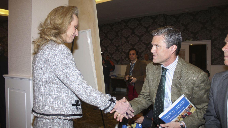 Foto: Juan Antonio Ruiz Espartaco y Macarena Bazán, en una imagen de archivo (Gtres)