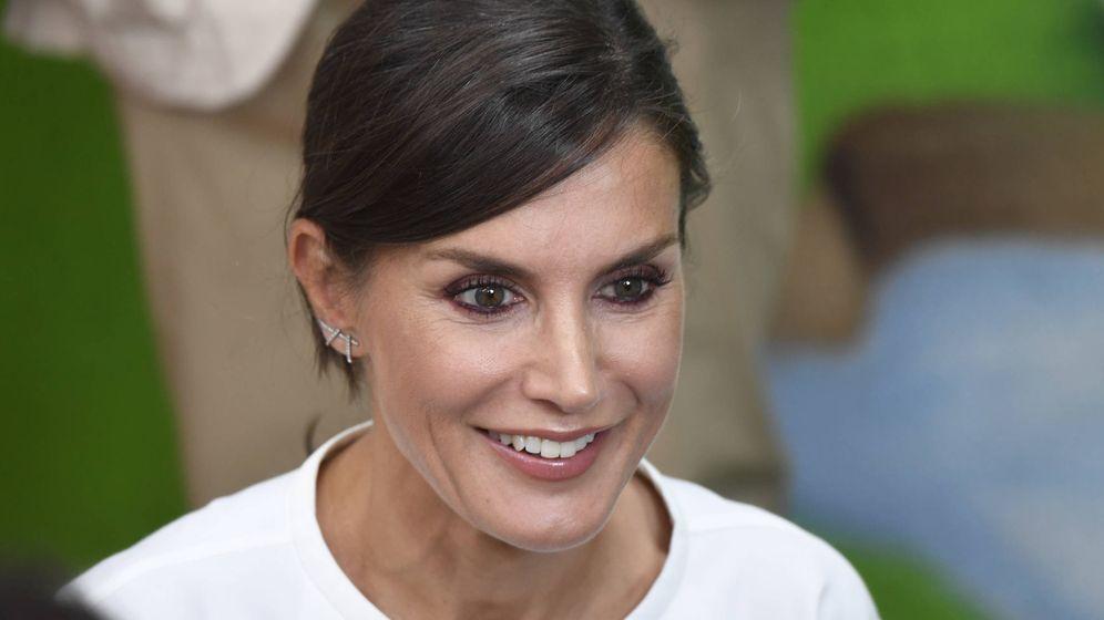 Foto: La reina Letizia en Cáceres. (Limited Pictures)