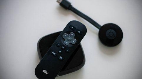 Probamos el 'Chromecast' de Sky para tu TV: su precio es lo único que te va a enamorar