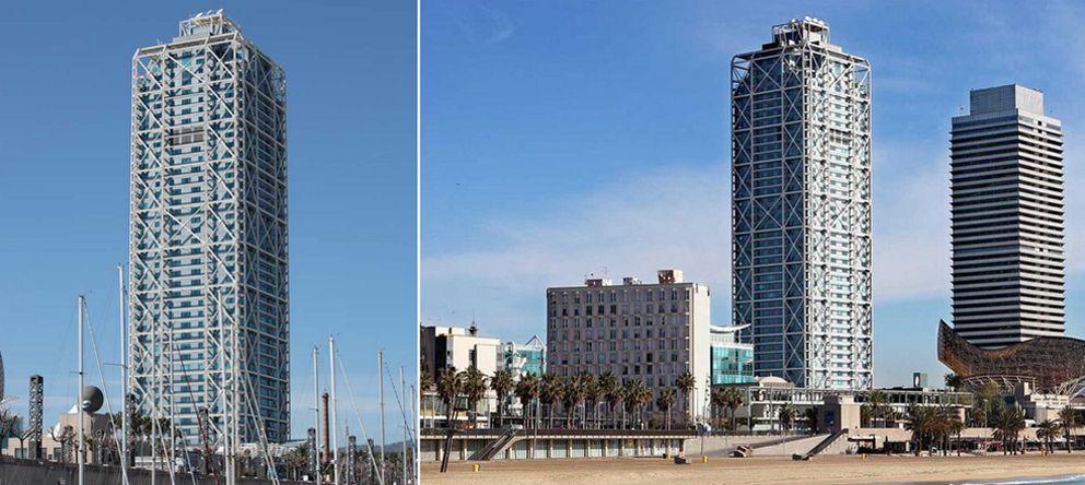 Cerberus, Oaktree y Orion pujan por el Hotel Arts de Barcelona por 500 millones