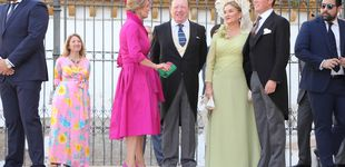 Post de César Cadaval (Los Morancos), celebra en familia la boda de su hijo
