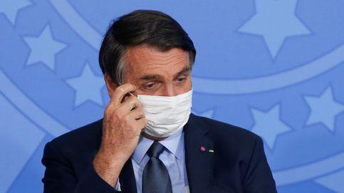 Bolsonaro asegura que quedarse en casa durante la pandemia es para los débiles
