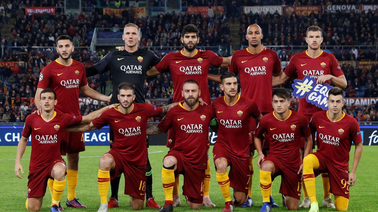 Foto: CSKA Moscú vs Roma en directo