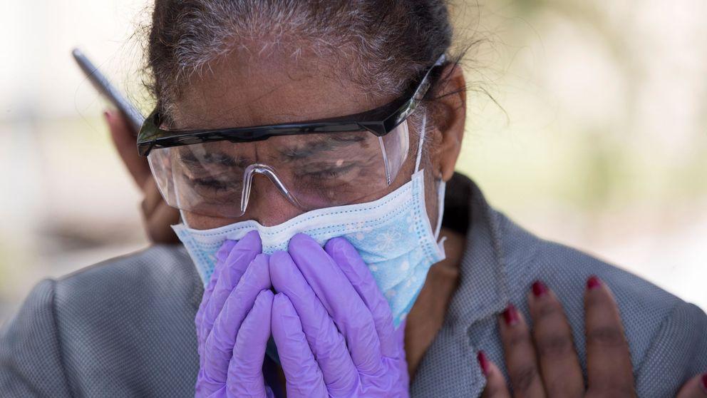 Las lágrimas también contagian: un estudio italiano afirma que hay coronavirus en ellas