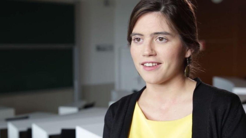 Foto: Sor Almudena María, hija del psiquiatra Enrique Rojas