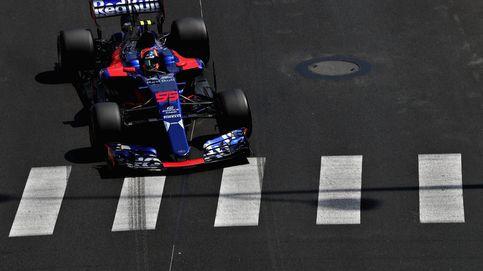 Es la primera carrera en F1 que no acabo por mi culpa. Carlos Sainz no se esconde