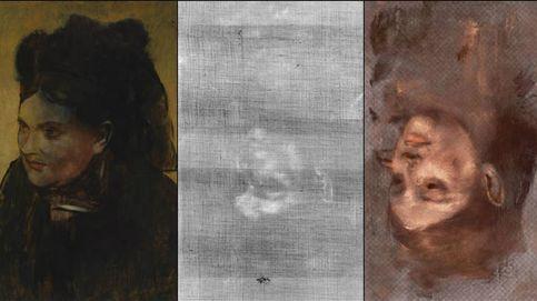 Descubren la misteriosa imagen de una mujer oculta en un cuadro de Degas