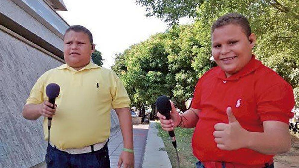 La historia del niño de las 'salchipapas', el viral incombustible de internet