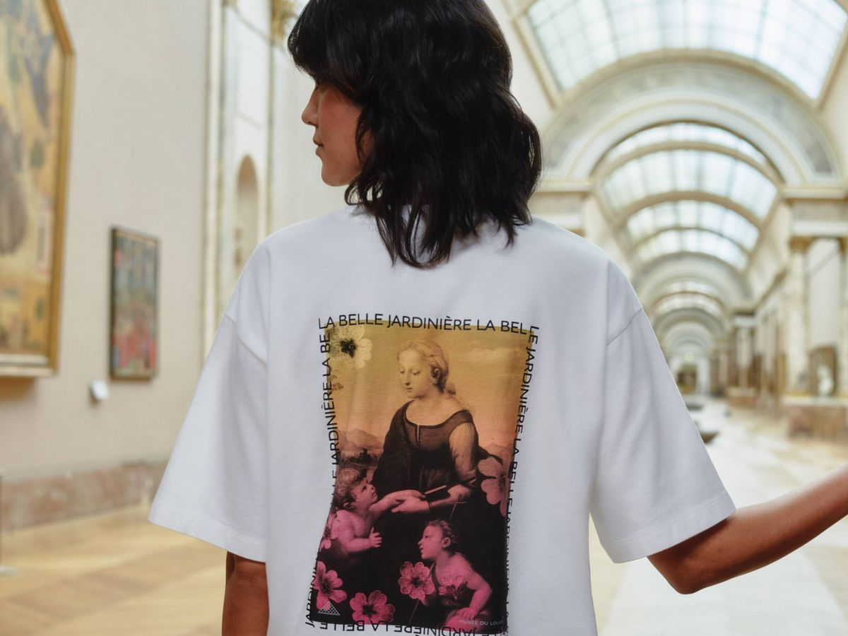 Foto: Descubre la nueva colección de Uniqlo y el Museo del Louvre. (Cortesía)