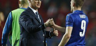 Post de Vardy es amenazado de muerte por el despido de Ranieri: