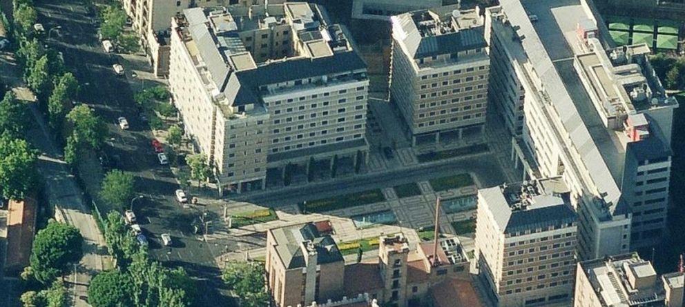 Foto: Imagen del complejo inmobiliario adquirido por Mazabi