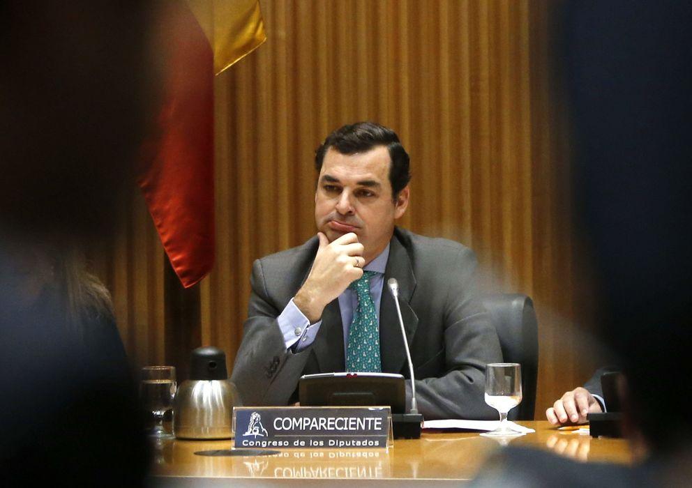 Foto: El presidente de la Corporación RTVE, Leopoldo González Echenique. (EFE)