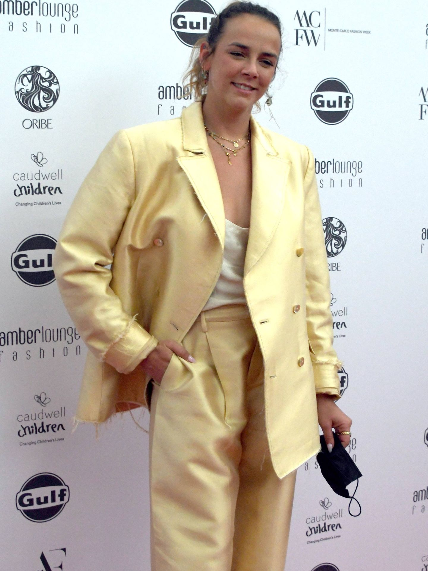 Pauline Ducruet. (CP)