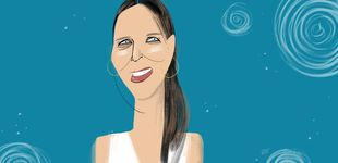 Post de Margarita Vargas, de hija de banquero venezolano a candidata a reina de Francia