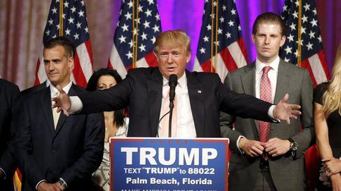Donald Trump noquea a Rubio, Cruz resiste y Clinton se afianza como líder