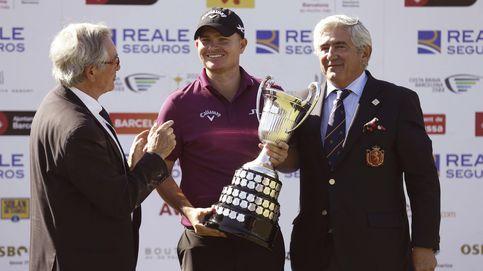 Morrison salda su cuenta con el Open de España