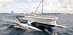 Post de Breguet conquista los mares junto a la Fundación Race for Water