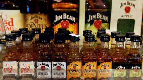 Un incendio en la fábrica de Jim Beam quema 9 millones de litros de whisky