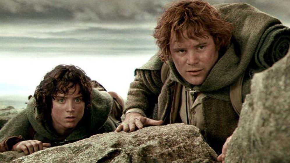 Foto: Frodo y Sam en 'El señor de los anillos'.