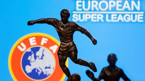 La UEFA abre un procedimiento disciplinario contra Madrid, Barça y Juve por la Superliga