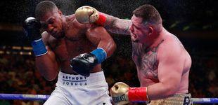 Post de El sorprendente KO de Andy Ruiz Jr para romper a Anthony Joshua en cuatro latigazos