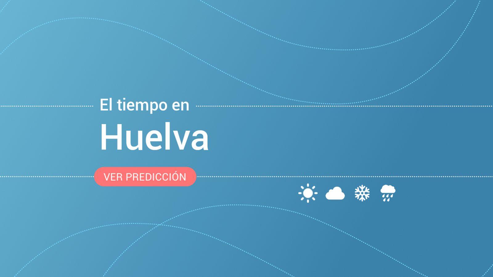 Foto: El tiempo en Huelva. (EC)