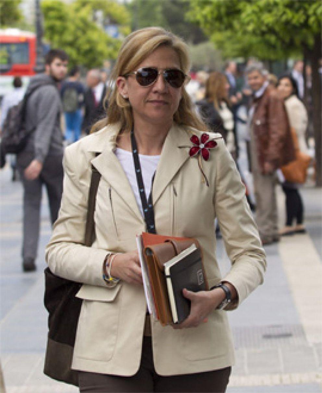 Foto: La empresa de la infanta Cristina también 'coló' facturas falsas por informes fantasma