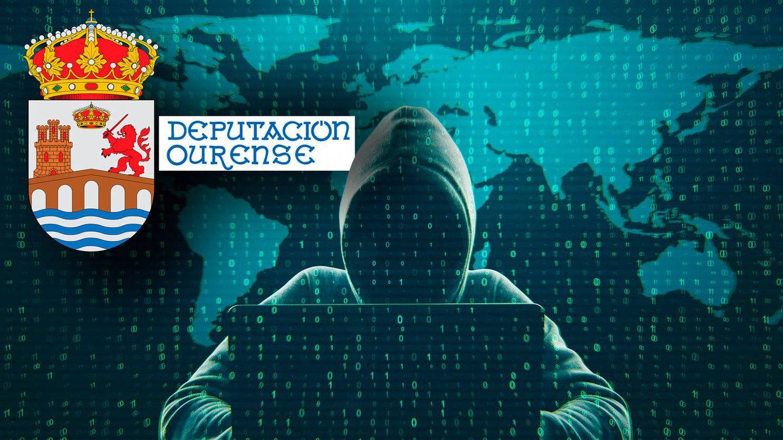 Un 'hacker' que desvió fondos obliga a la Diputación de Ourense a cerrar su web