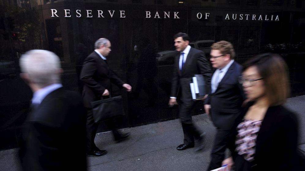 Foto: Banco Central de Australia (Reuters)
