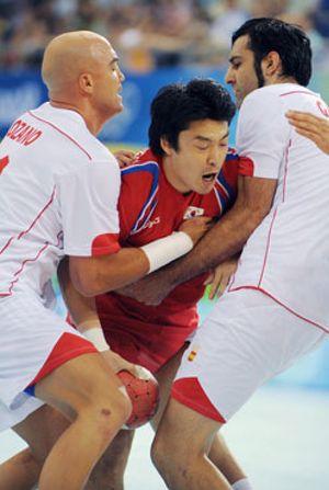 Barrufet desquicia a Corea y España se planta en semifinales
