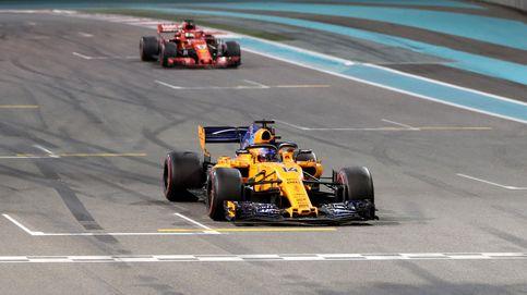 Fórmula 1: Amarga despedida de Alonso y victoria de Hamilton en Abu Dabi