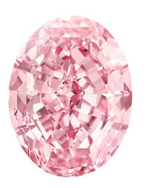 El diamante rosa