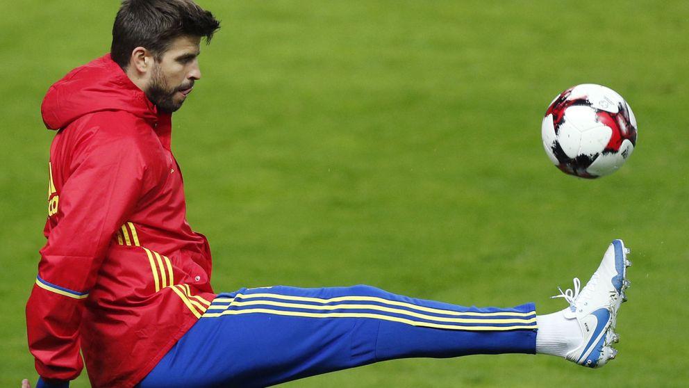 Piqué: La persona que imputó a Neymar y Messi estaba en el palco del Madrid