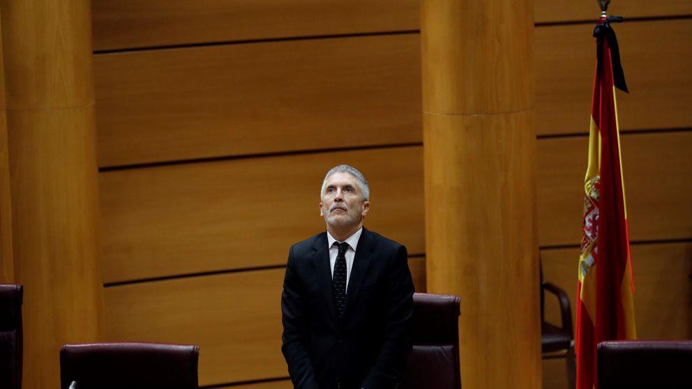 El Gobierno se enroca: niega intromisión en la Justicia y da su total apoyo a Marlaska