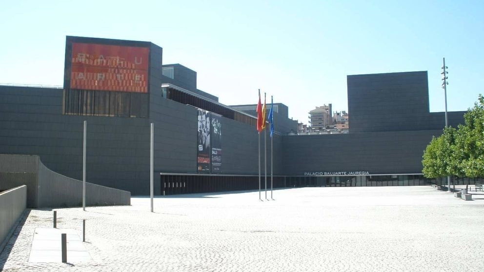 La arquitectura de Pamplona, de Rafael Moneo a Francisco Mangado