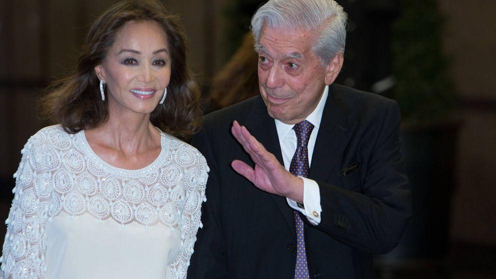 El cumpleaños que Vargas Llosa nunca olvidará, recluido en casa de Isabel Preysler