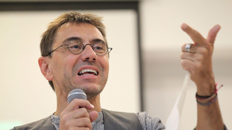 El politólogo español Juan Carlos Monedero. (EFE)