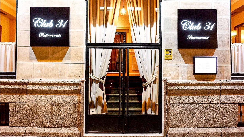 Foto: Imagen de la fachada de Club 31.