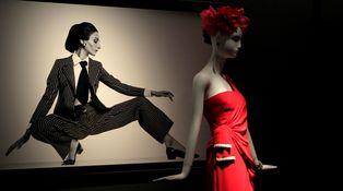 Naty Abascal en el museo, o el peligro de confundir el arte con el estilo