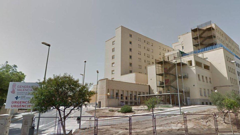 Muere un anciano en Orihuela tras ser golpeado por su mujer con un plato
