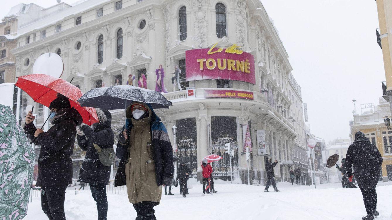 Los teatros, tras la nevada: En 2021 nos falta un volcán, un ovni o un terremoto