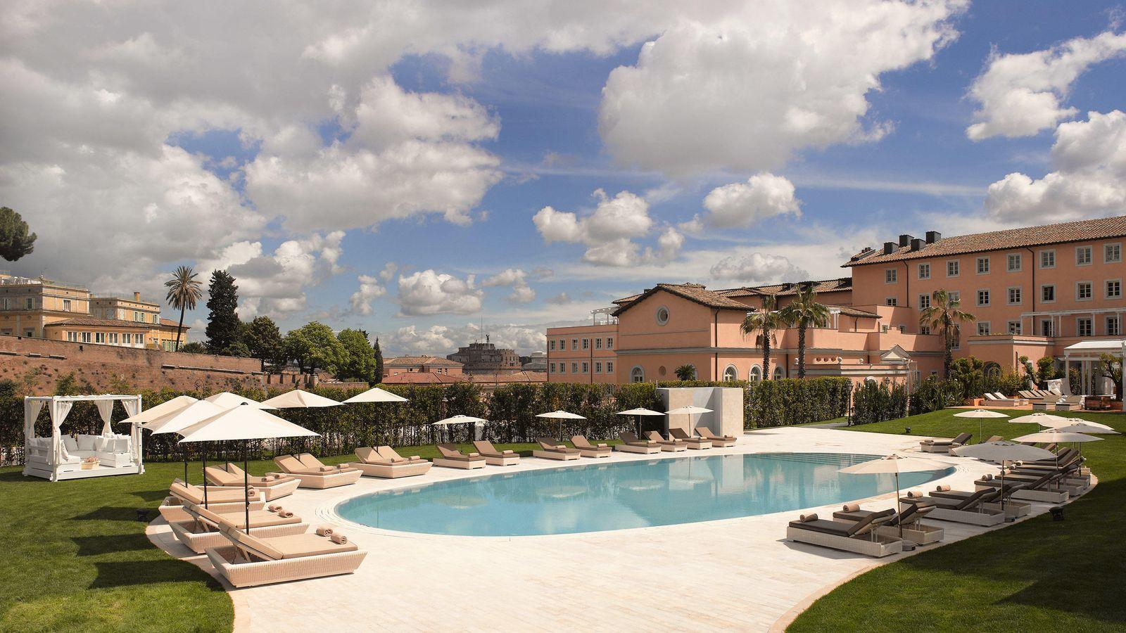 vacaciones cinco hoteles de lujo en medio de la gran