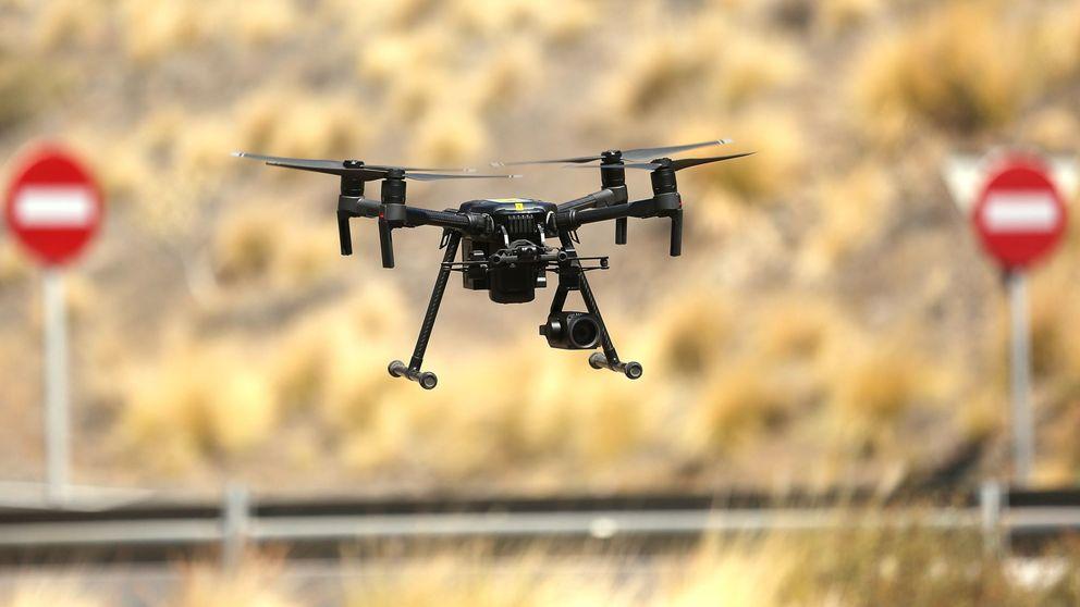 Estas son las primeras zonas donde los drones de la DGT podrán multar
